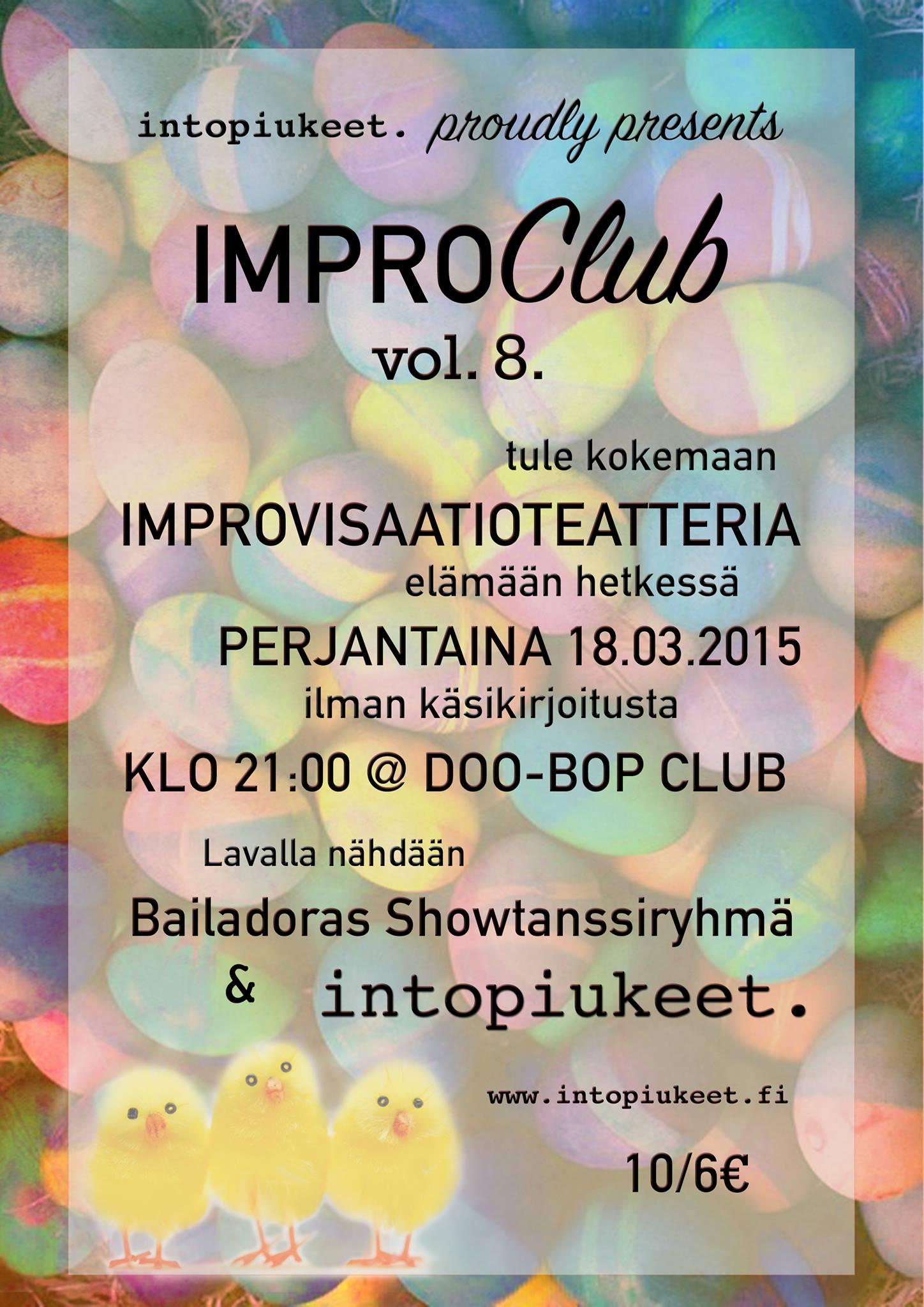 improclub
